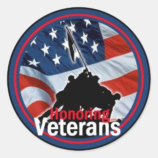 Veterans Stickers
