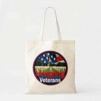 Veterans Tote Bags