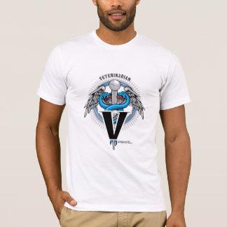 Veterinarian Caduceus T-Shirt