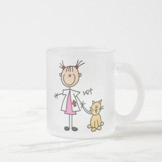 Veterinarian Stick Figure Coffee Mug