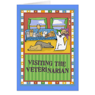 Veterinarian Thank-You Card