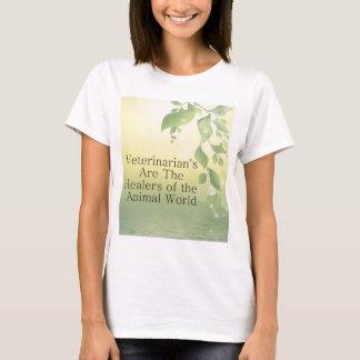 Veterinarians Are Healers T-Shirt