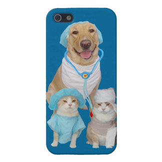 Veterinarian's iPhone 5 iPhone 5/5S Cover