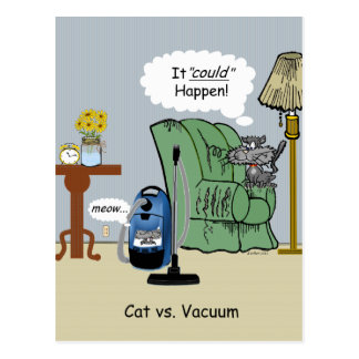Veterinary Business-Customer Postcard