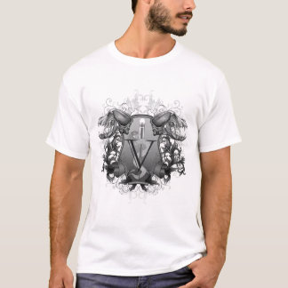 Veterinary crest t-shirt