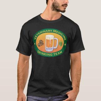 Veterinary Medicine Drinking Team T-Shirt