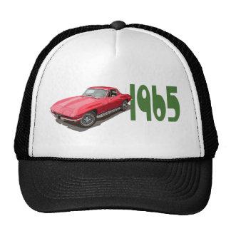 Vette65 Mesh Hats