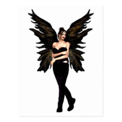 Veuvette Gothic Fairy Post Cards