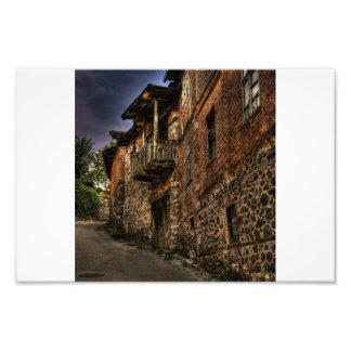 Vevcani Photo Print