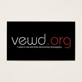 VewdMedia Photographer Card