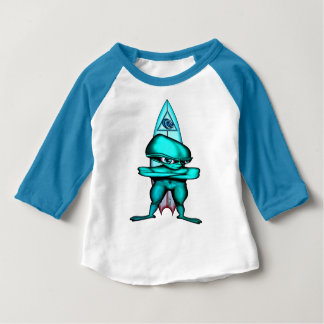 Vexus from Align Star Surfers Anime Baby T-Shirt