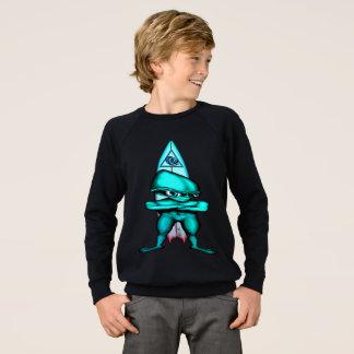 Vexus from Align Star Surfers Anime Sweatshirt