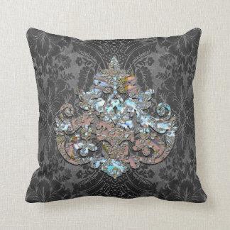 Veyla Joy Elegant Goth Cushion