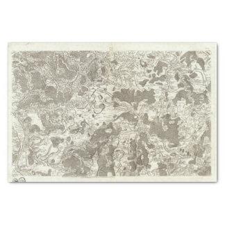 Vezelay, Cosne Tissue Paper