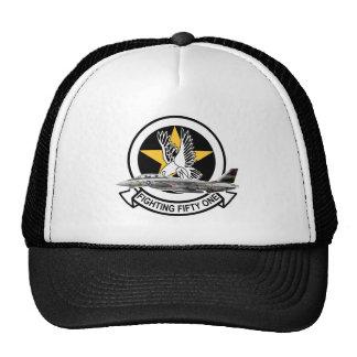 vf51 Screaming Eagles f14 Trucker Hat