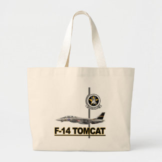 vf51 Screaming Eagles f14 tomcat Tote Bags