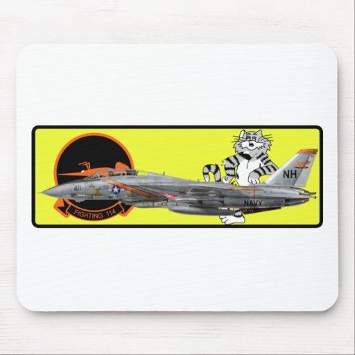 VF-114 Aardvarks Mouse Mats