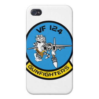 VF-124 Gunfighters iPhone Case iPhone 4/4S Covers