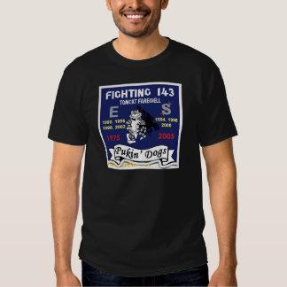 vf-143 Pukin' Dogs 2005 Tee Shirts