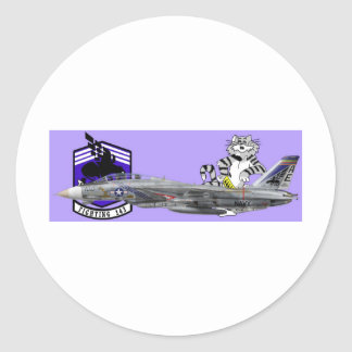 VF-143 Pukin' Dogs Stickers
