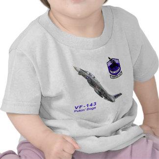 VF-143 Pukin' Dogs Shirts