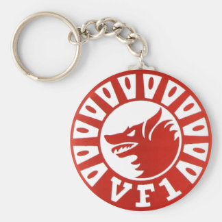 VF-1 BASIC ROUND BUTTON KEY RING