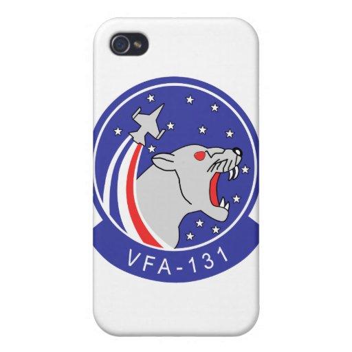 VFA-131 Wildcat iPhone Case iPhone 4 Covers
