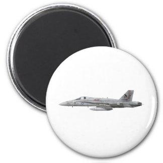 VFA-147 F18C 6 CM ROUND MAGNET
