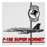 VFA-14 Tophatters Print