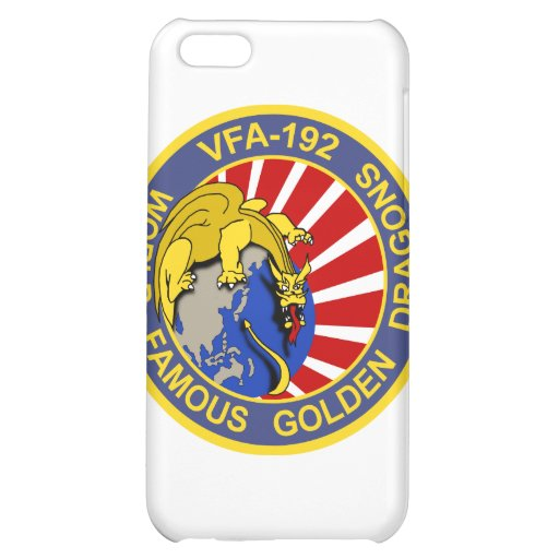 VFA-192 Golden Dragons iPhone Case iPhone 5C Cover
