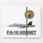 VFA-192 GOLDENDRAGONS Squadron Patch Mouse Pad