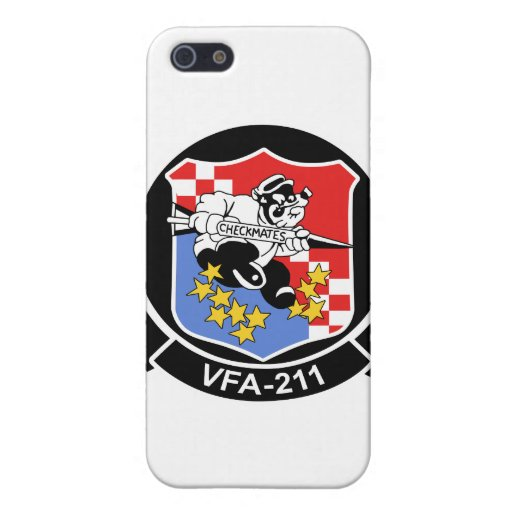 VFA-211 iPhone Case Covers For iPhone 5