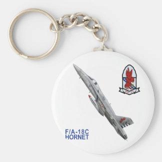 vfa-22 Fighting Redcocks F-18 Hornt Key Chain