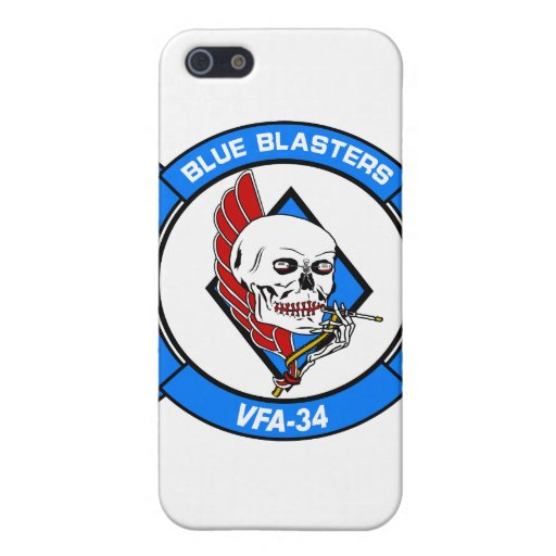 VFA-34 Blue Blasters iPhone Case Cases For iPhone 5