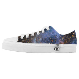 VFTS 682 in the Large Magellanic Cloud Printed Shoes