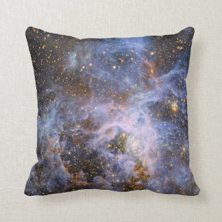 VFTS 682 in the Large Magellanic Cloud Throw Pillow