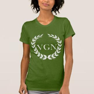 VGN Laurel Wreath (Olive/W) T-Shirt