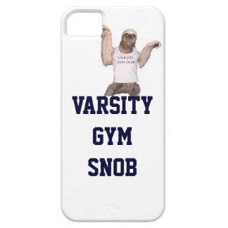 VGS Sloth iPhone Case iPhone 5 Case