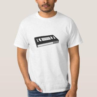 VHS Cassette Tape T-Shirt