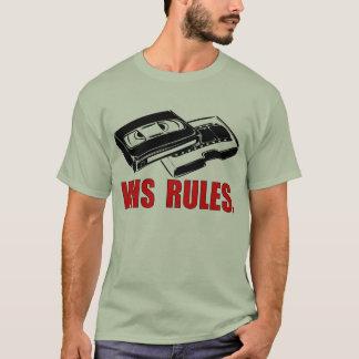VHS Rules T-Shirt