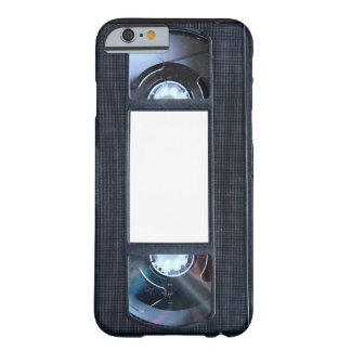 VHS Tape Barely There iPhone 6 Case