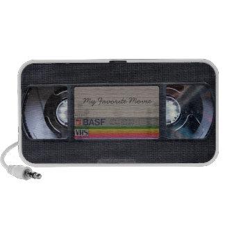 VHS Video Tape Doodle Speaker