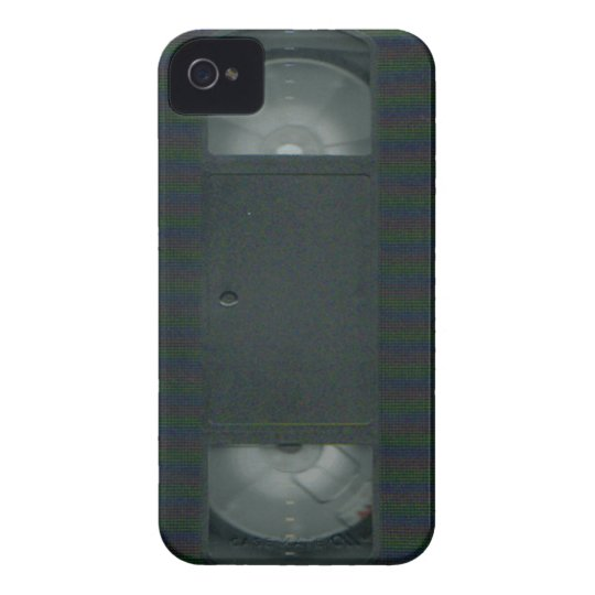 VHS video tape iPhone 4 Case-Mate Cases