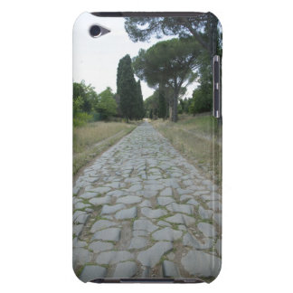 Via Appia  Appian way, roman roadway iPod Touch Case