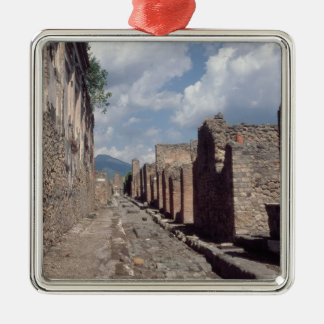 Via di Stabia Christmas Ornament