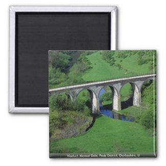 Viaduct, Monsal Dale, Peak District, Derbyshire, U Magnet