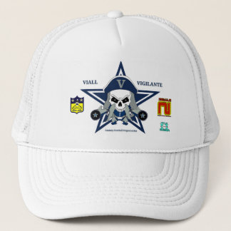 Viall Vigilante Fantasy Football Organiztion Hat