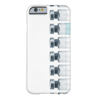 Vials containing medicine for injections. This Barely There iPhone 6 Case