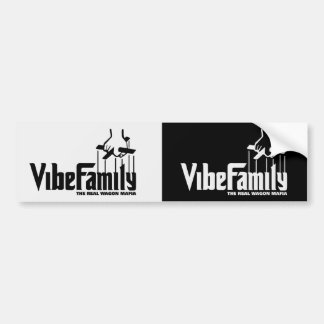 Vibe Family Decal Bumper Sticker