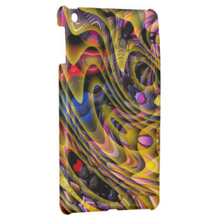 Vibe Music Abstract iPad Mini Cases